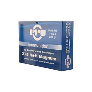 PPU 375 H&H 19,5