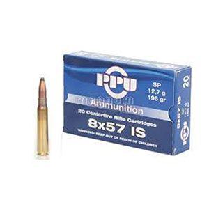 PPU 8X57 IS 12,7 SP