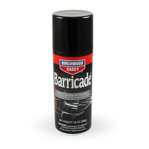 Birchwood Barricade rust protect
