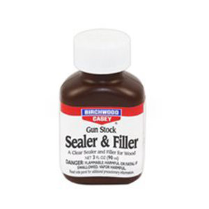 Birchwood Gun stock-Sealer&Filler