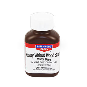 Birchwood Rusty Walnut Wood Stain