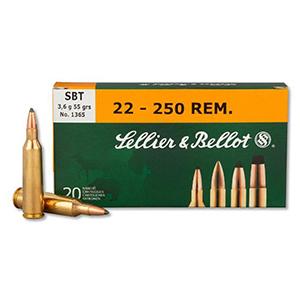 Sellier&Bellot SBT 3.6g 22-250