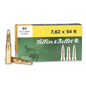 Sellier&Bellot SP 11.7g 7.62x54R