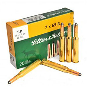 Sellier&Bellot SP 9.0g 7x65R