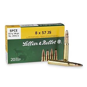 Sellier&Bellot SPCE 12.7g 8x57JS